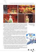 """QUE ME BAJO"""". Mafalda. (Mixta s/tabla-100x100 cm.)"""