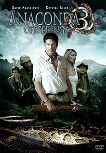Anaconda 3: La amenaza (Anaconda 3: The Offspring) (2008) Español Latino