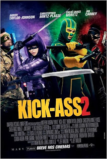 "Poster do filme ""Kick-Ass 2"""