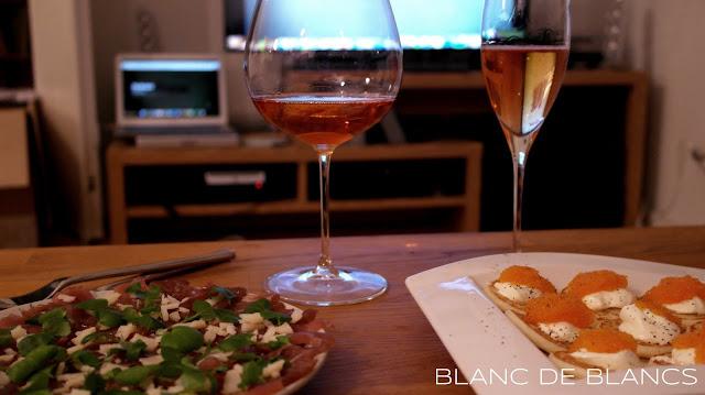 Me time ja samppanjaa - www.blancdeblancs.fi