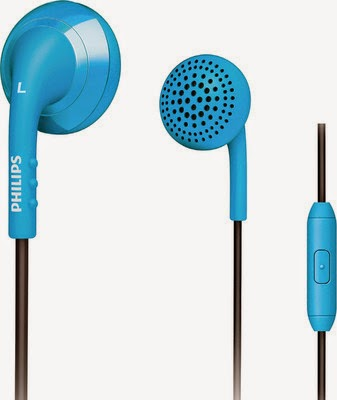 Philips In-the-ear Headset Rs.160 @ 67% OFF