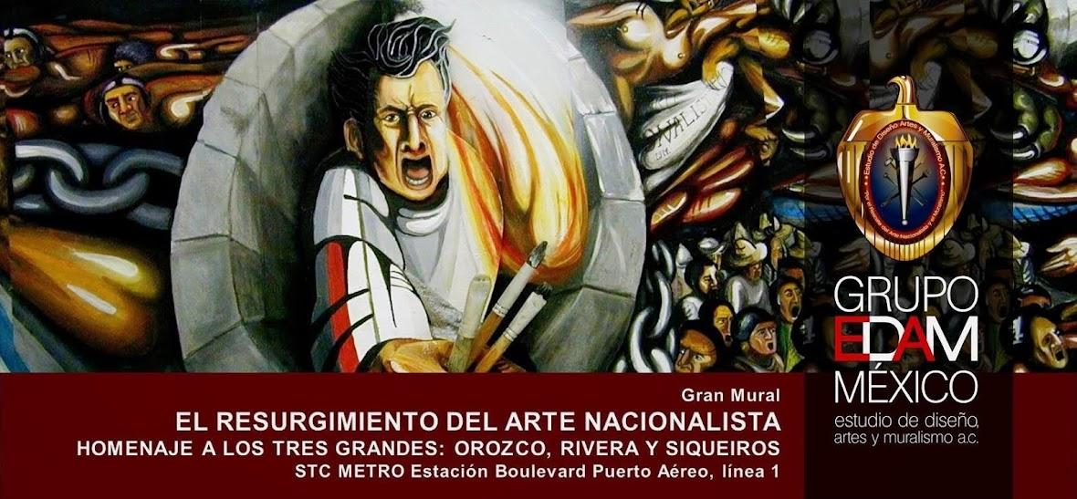 EL RESURGIMIENTO DEL ARTE NACIONALISTA