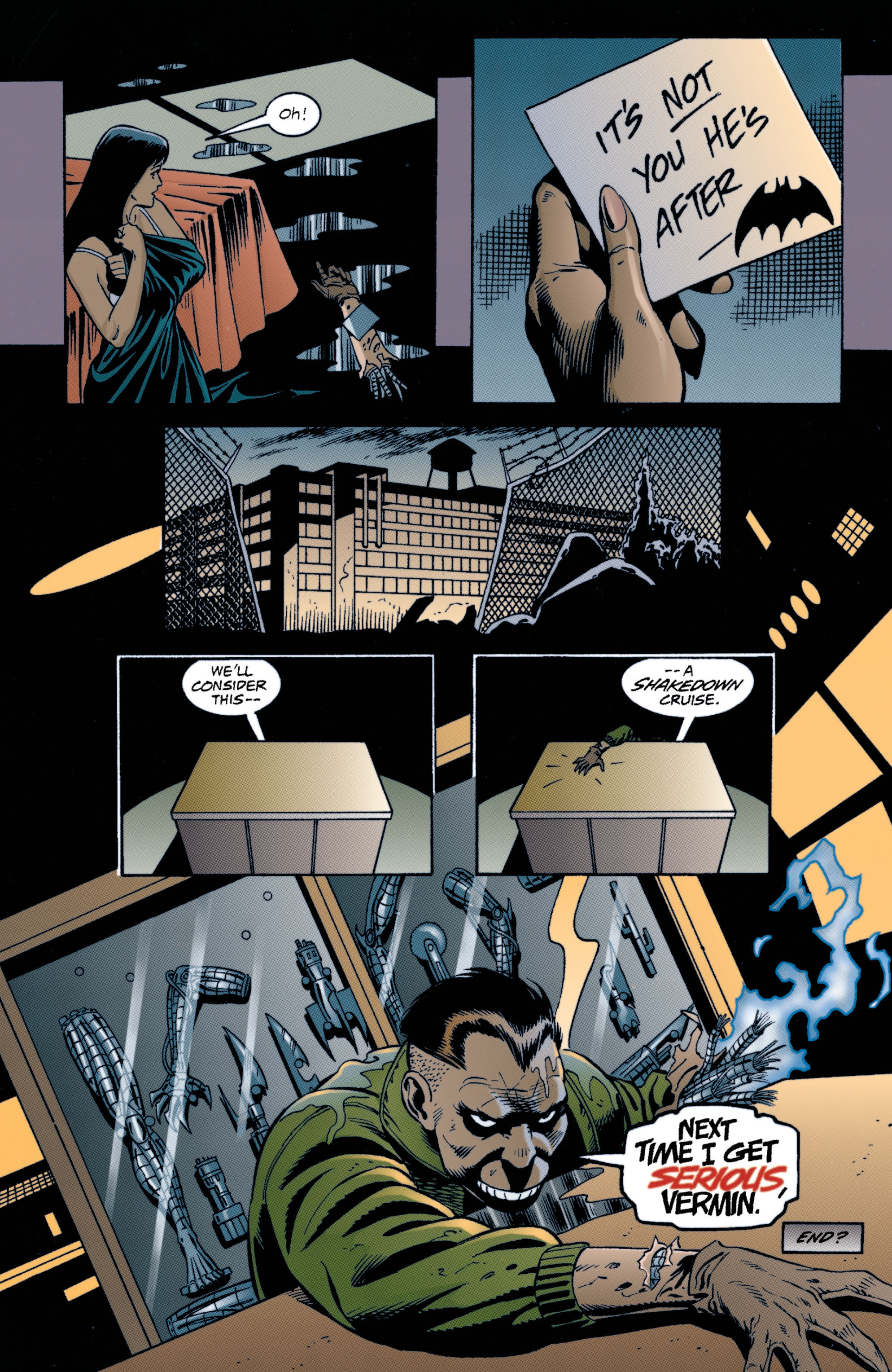 Detective Comics (1937) Issue #713 Page 23