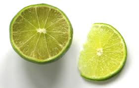 Lime for acne