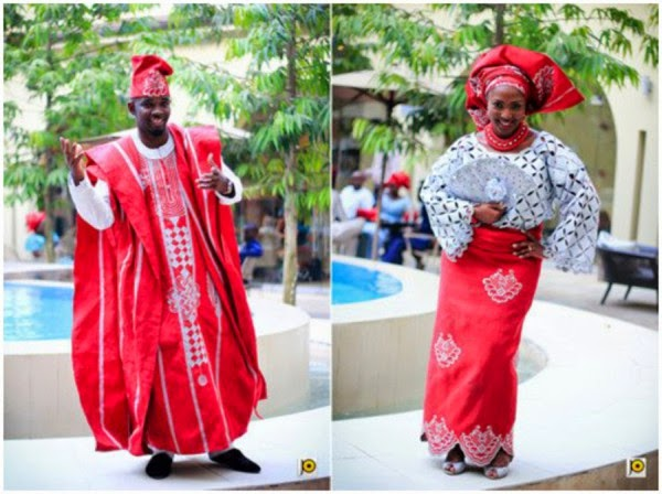 Bhl Event Amp Catering Services Yoruba Traditional Wedding