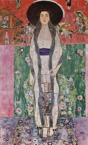 klimta portret adele bloch-bauer