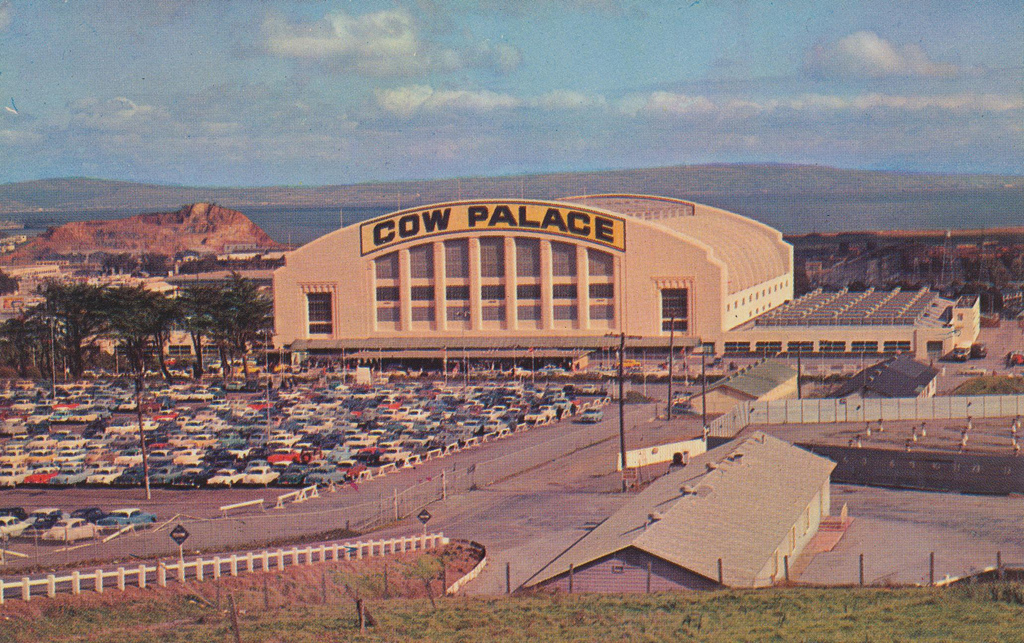 Jerry 39 S Brokendown Palaces Cow Palace 2600 Geneva Ave