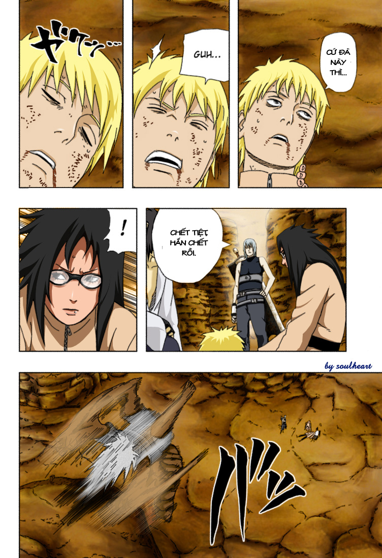 Naruto chap 349.Color Trang 12 - Mangak.info