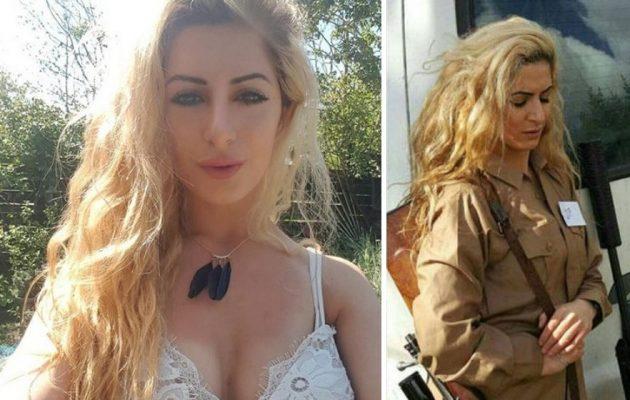 Η εξομολόγηση της «καυτής» Κούρδισσας που πολέμησε το ISIS (φωτο)