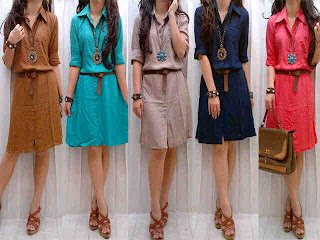 Dress Katun Rayon fit to L