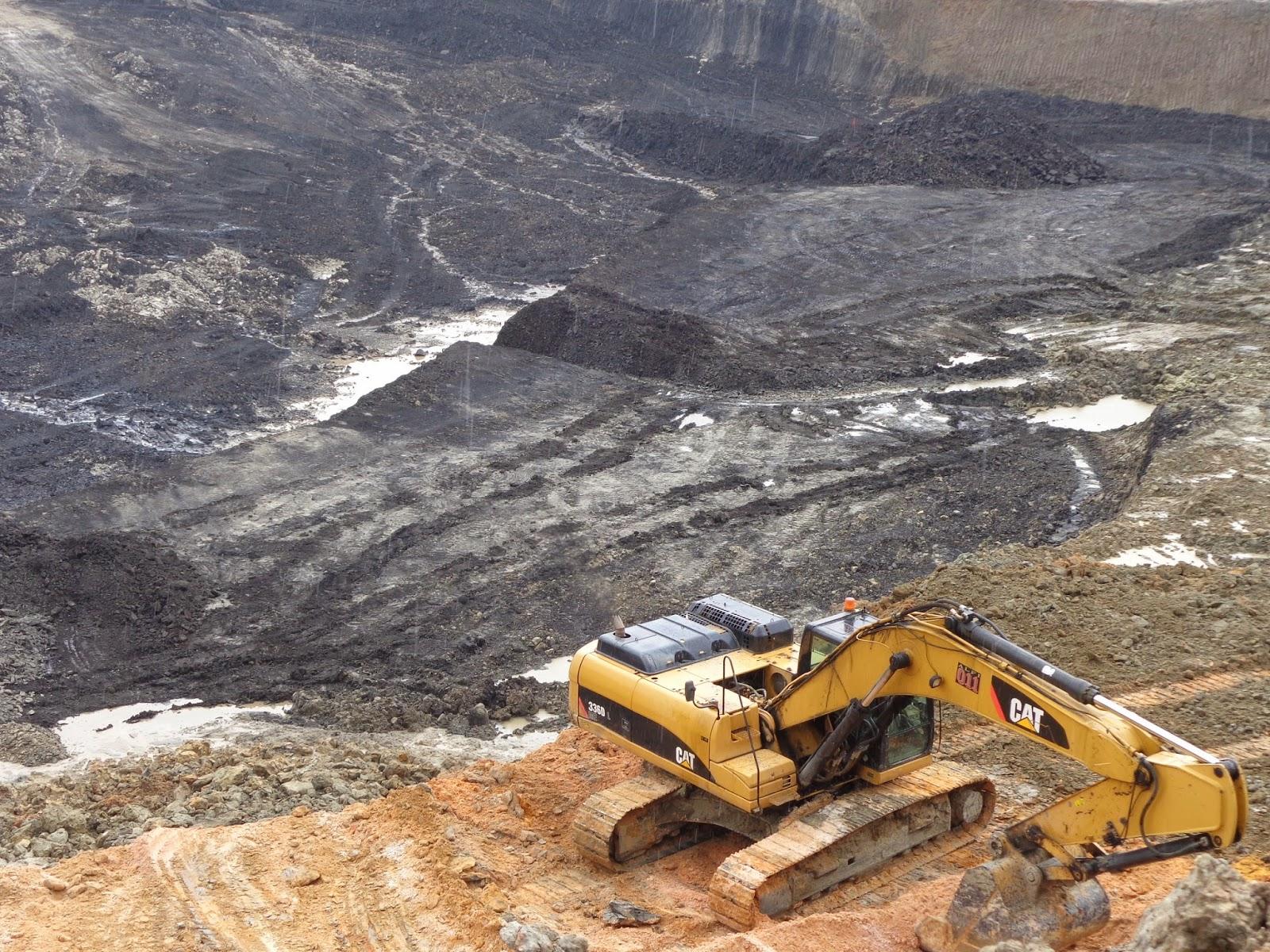 Open PIT Coal Mining CV. Rizki Mulia Bara