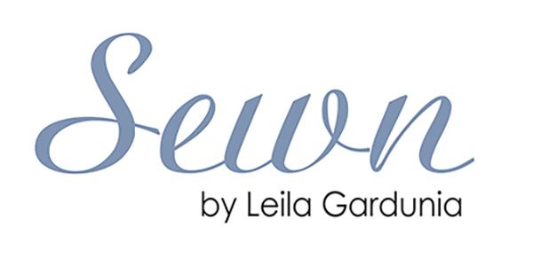 Sewn by Leila Gardunia