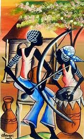 african art paintings