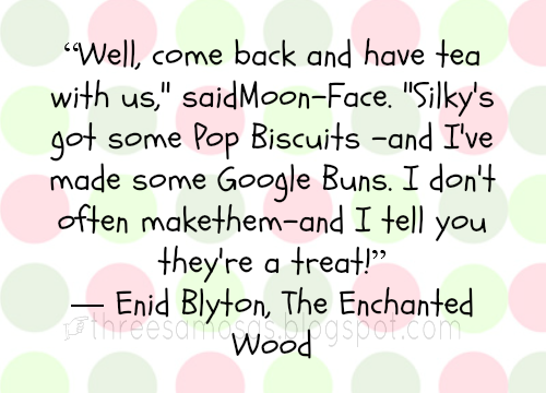 enid blyton enchanted wood