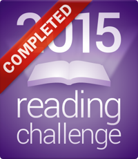 2015 Reading goal: 350 books