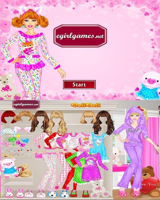 Game Online Berpakaian