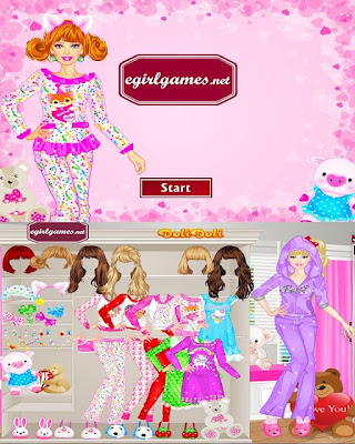 Permainan Barbie Berpakaian