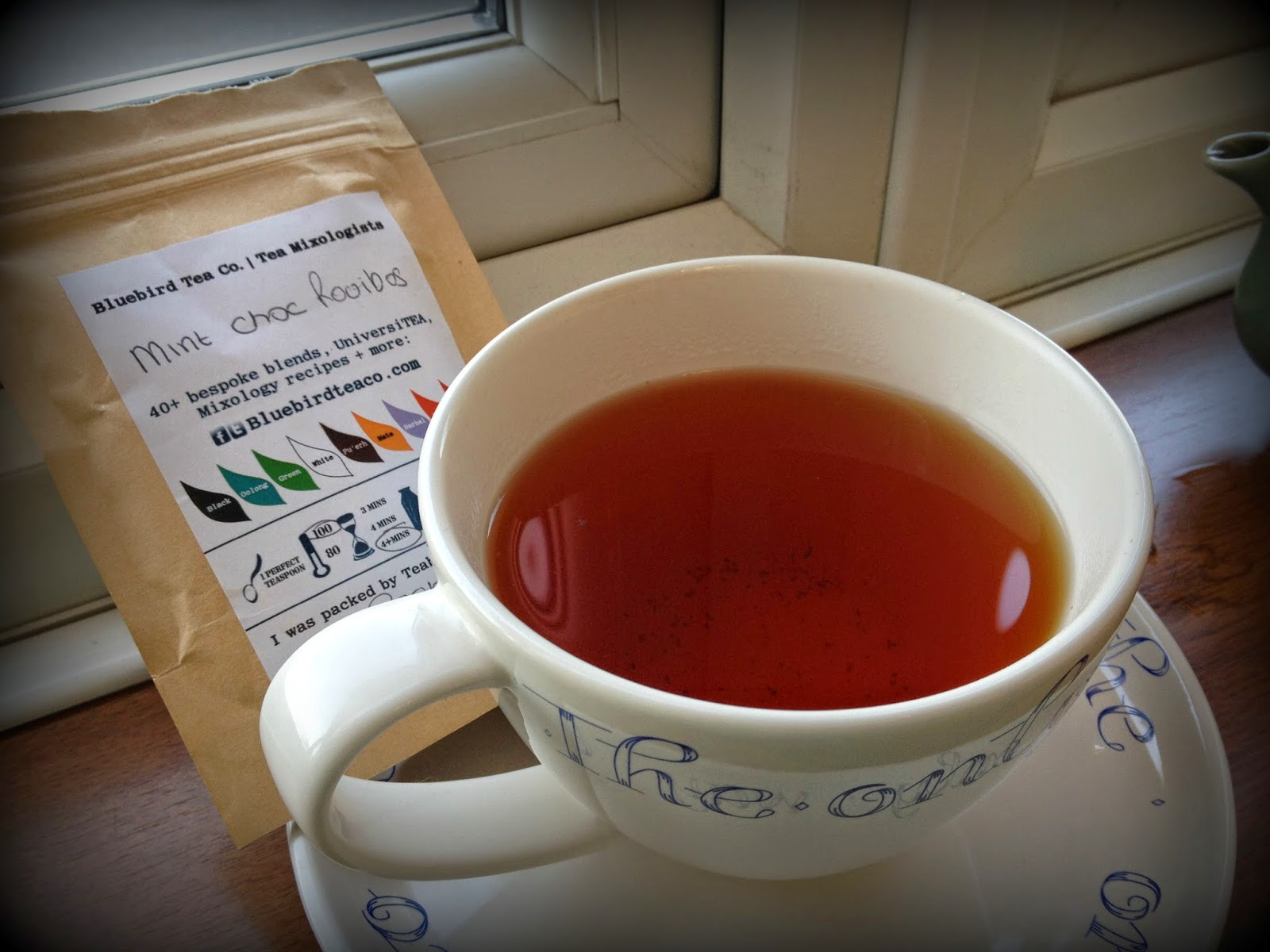 mint rooibos