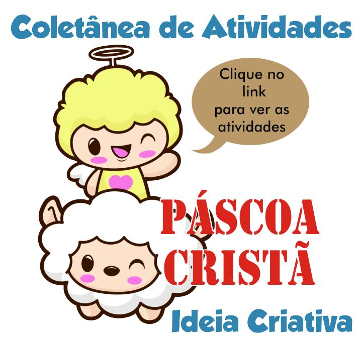 Coletânea de Atividades de Páscoa Cristã