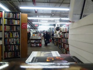 the strand bookstore new york city