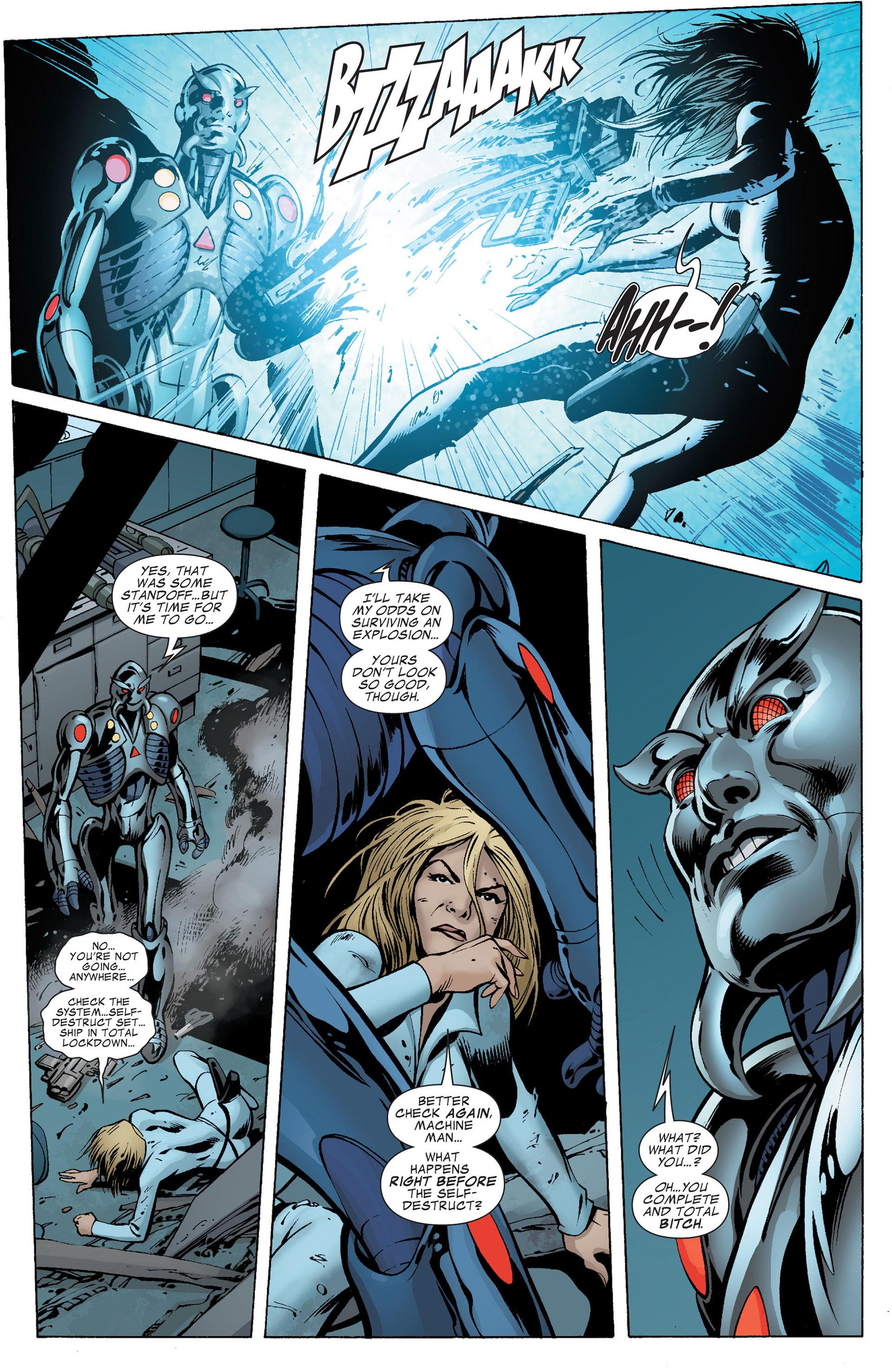 Captain America (2011) Issue #9 #9 - English 13