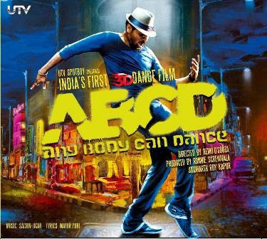 ABCD AnyBody Can Dance Bollywood Full Watch HD Movie Online