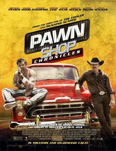 Pawn Shop Chronicles [2013] [DvdRip] [Latino] [PL]
