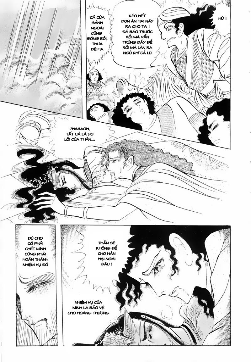Nữ Hoàng Ai Cập-Ouke no Monshou chap 53 Trang 16 - Mangak.info
