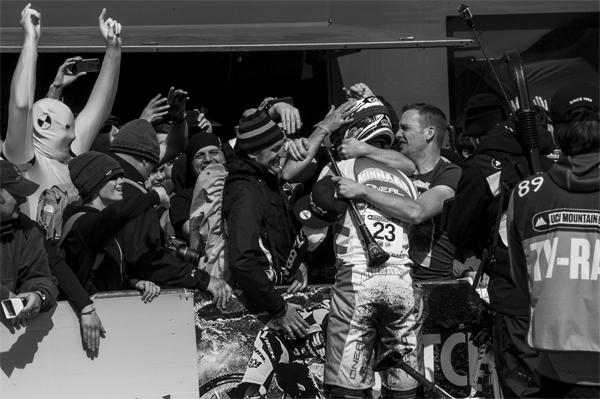2015 Fort William UCI World Cup Downhill: Results Greg Minnaar