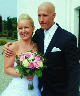 ❤️ Vårt bröllop i juli 2012 ❤️