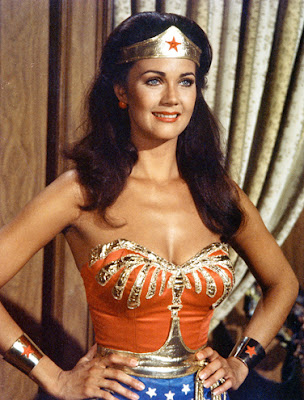 Today S Hot Girl Is Lynda Carter Known For Being Wonder