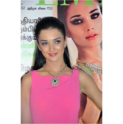amy jackson launches femina anniversary issue latest photos