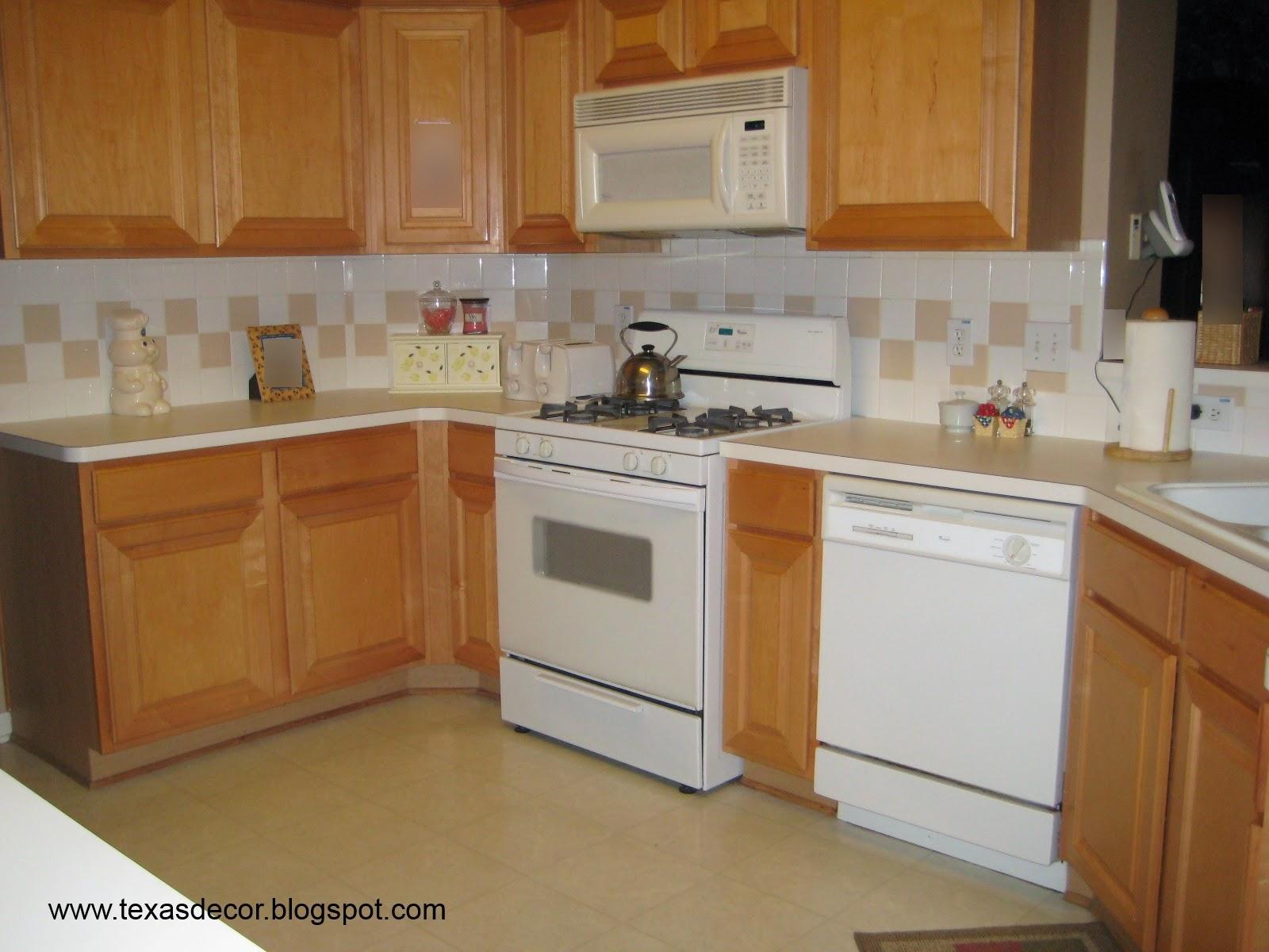 Http Texasdecor Blogspot Ca 2014 06 Painted Kitchen Cabinet Reveal Html