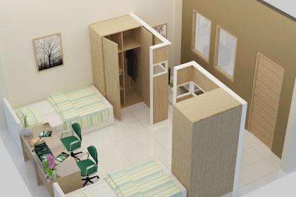 Jasa Desain Rumah Susun Interior Eksterior