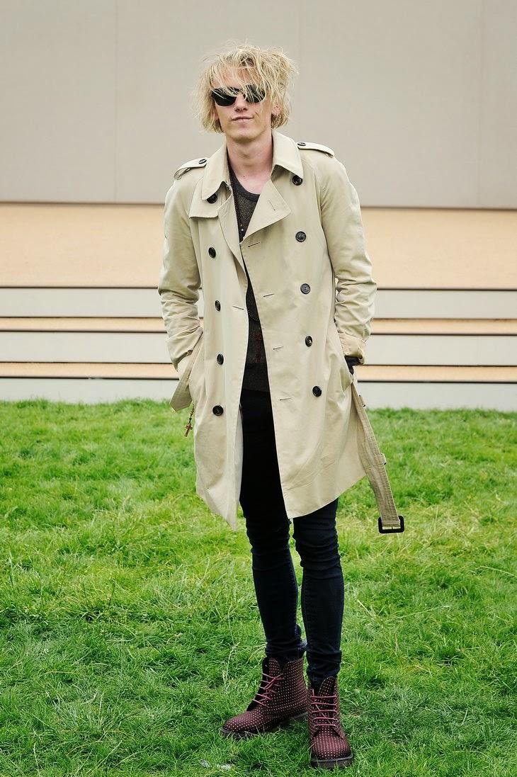 Burberry Prorsum Menswear SS14 Show