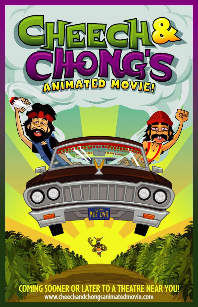 TRAILER: Cheech and Chongs Animated Movie   IndieWire
