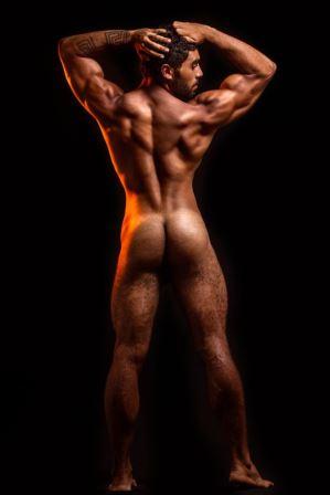 Fotos de macho - modelo - Gabriel Neri.