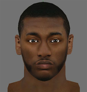 NBA 2K13 John Wall Cyberface Patches