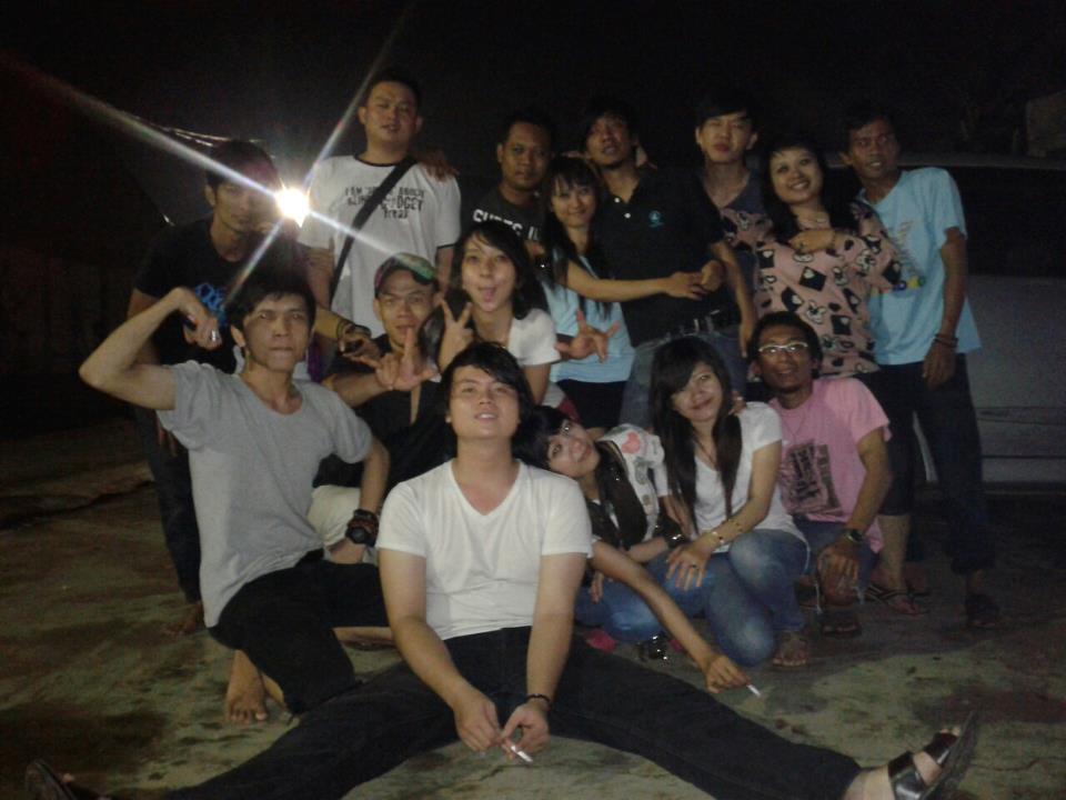 Foto Kopdar Tahun Baru CDP Team