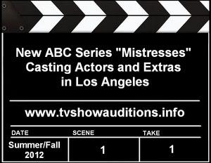 Mistresses Acting Auditions Extras Casting