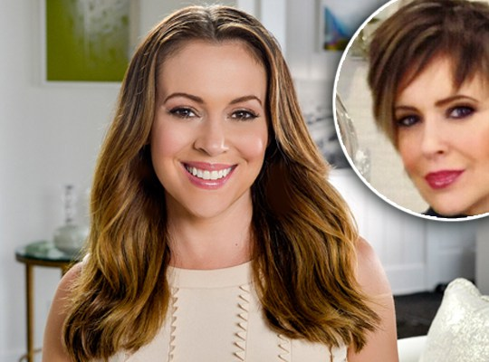 HAIR DON'T? ALYSSA MILANO CHOPS LOCKS AMID CLAIMS PRODUCT SHE ENDORSED CAUSES BALDING