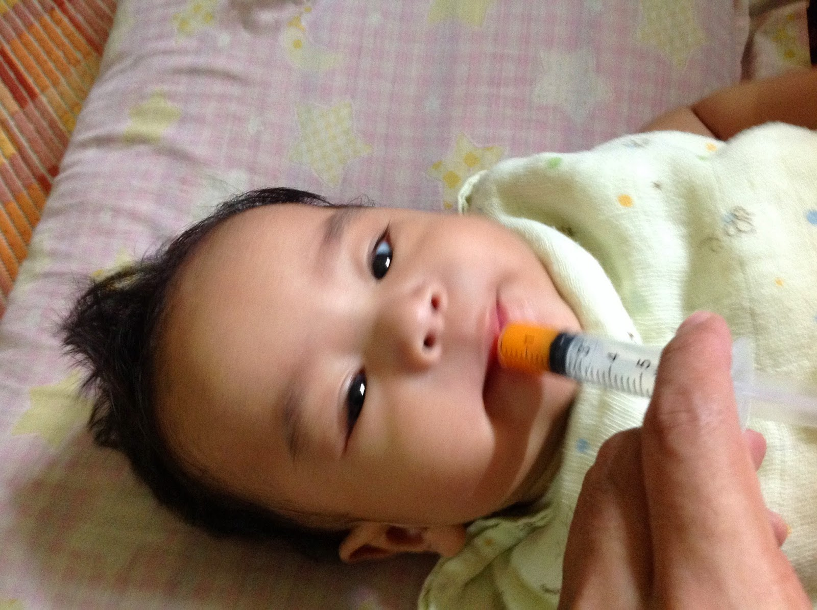 Ubat Demam Baby