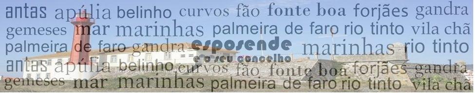 ESPOSENDE E O SEU CONCELHO