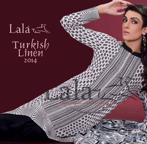 Lala Turkish Linen Collection 2014