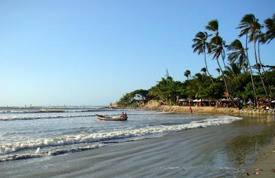 Praia de jericoacoara – Ceará