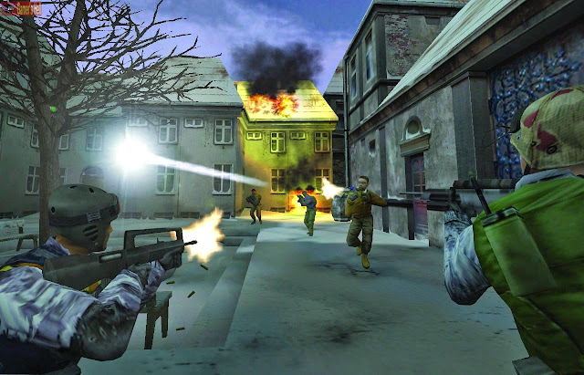 Download Game Counter Strike Condition Zero Full Version