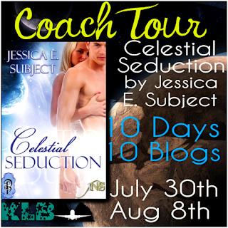 Celestial Seduction Giveaway #2 – Winner!