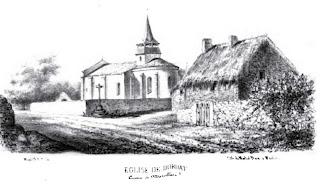 Patrimoine de l'Allier: église de Durdat