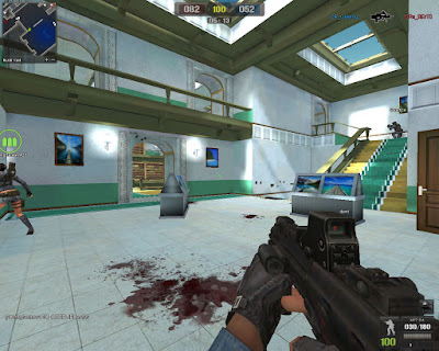Mod Point Blank PB Garena Burning Hall