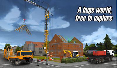 Construction Simulator 2014 Apk v1.0 Full version